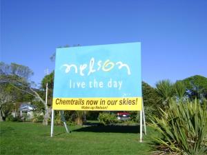 Billboard Nelson