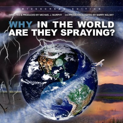 Why in the world cover art