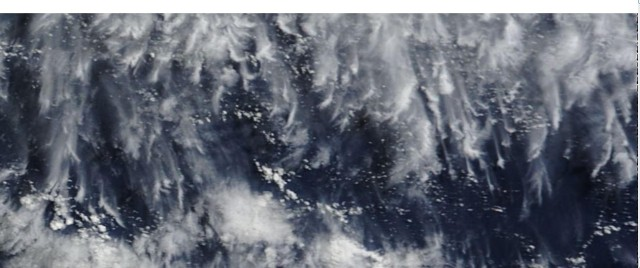 top right satelliite image 13 March 2014