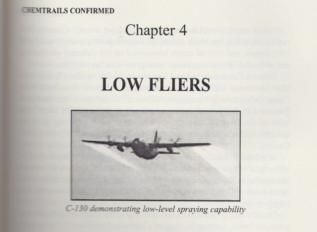 Aerosol Delivery device on wings, not engines